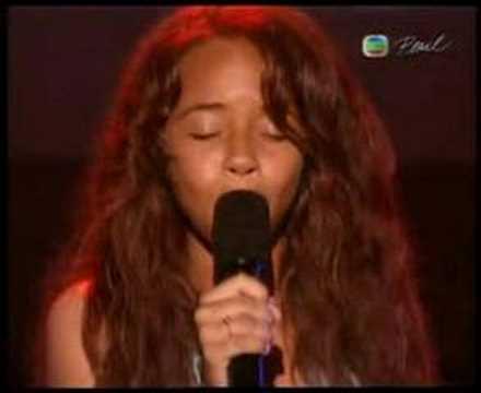 Alexis Jordan in America's Got Talent