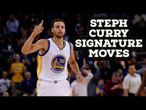 Tricky - Skola Basketa - Steph Curry Signature Moves