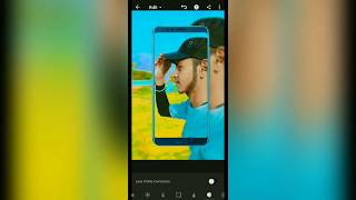 picsart 3D fly mobile photo Editing tutorial in picsart step by step in Hindi -viral photo editing
