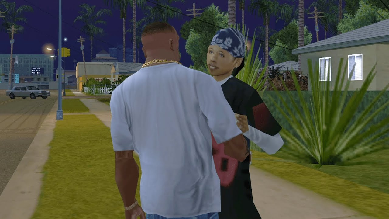 How To Get Rejected By Denise in GTA San Andreas