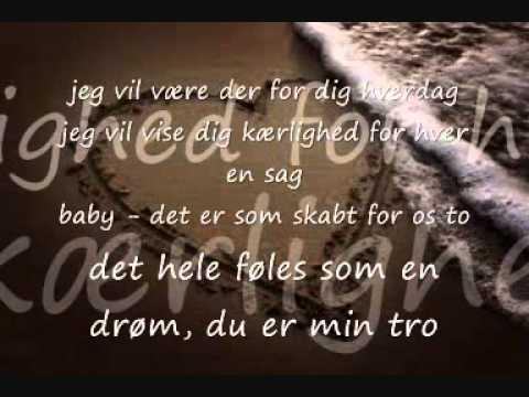 kærligheds tekster på dansk