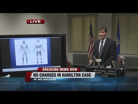 Milwaukee County District Attorney announces decision in Dontre Hamilton case