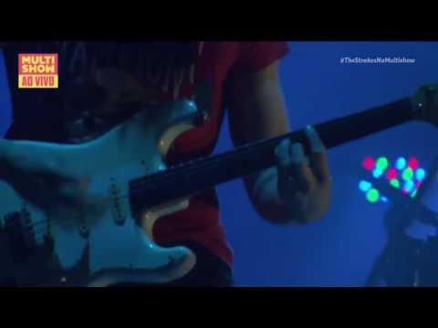 The Strokes - Threat Of Joy @Live Lollapalooza Brasil 2017