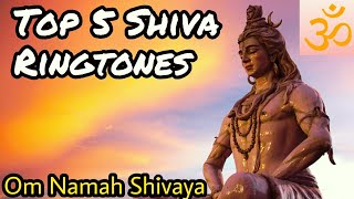 Top 5 shiva Ringtone 2018  Download Links   जय भोलेनाथ 🕉