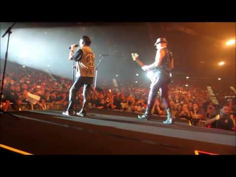 Scorpions Live In SIngapore HD (50th Ann)