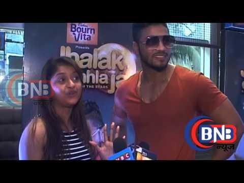 Watch Singer Raftaar Rapping Jhalak Dikhhla Jaa 8