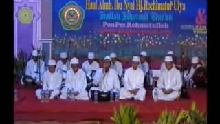 Rohman Ya Rohman Vocal Ridwan Ashfy Al Muqtashidah Langitan Live In Cokro Full HD ™