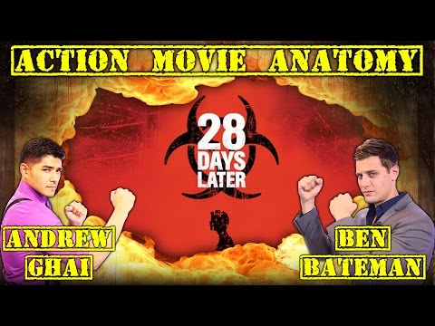 28 Days Later (2002) Review   Action Movie Anatomy