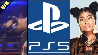 EX PlayStation Boss Talks PS5, Nicki Minaj Chun Li Song, TekKen 7 Player Spikes Opponents Controller