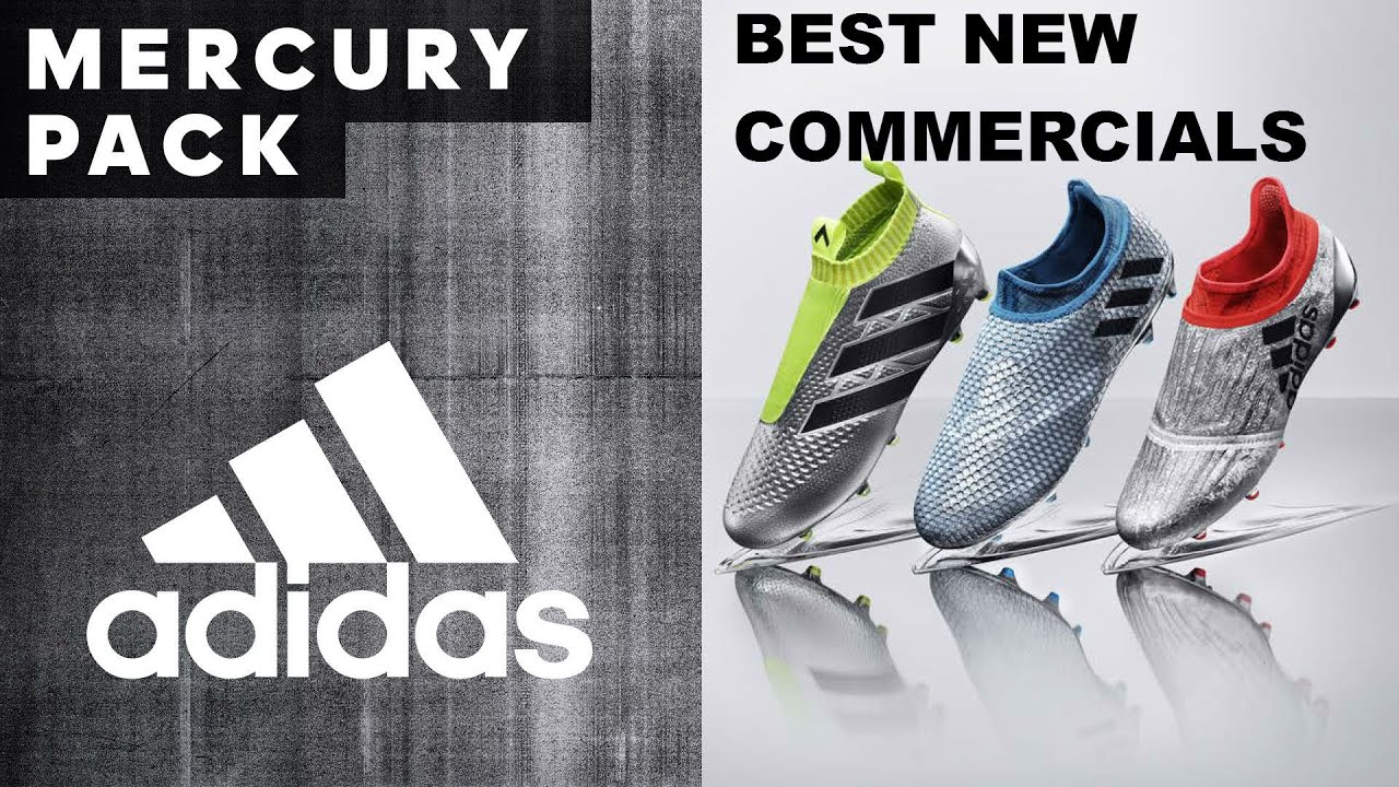 d54dc4e9a ALL NEW ADIDAS MERCURY COMMERCIALS FEATURING POGBA