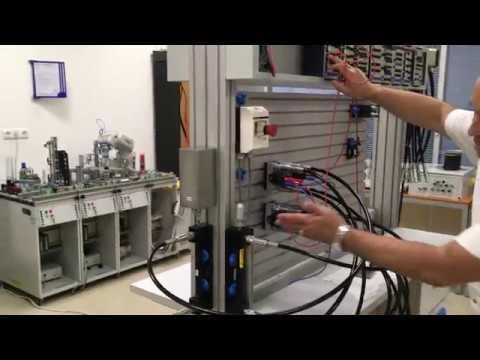 Hidrolik Akış Bölücü  Valf - Hydraulic Flow Divider Valve - Silindirlerde Hız Senkronizasyonu