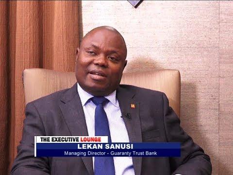 Lekan Sanusi - The Executive Lounge on JoyNews (17-10-17)