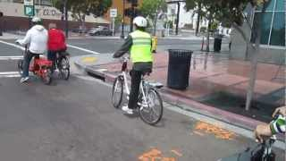 San Diego Kilowatt Hour Group Ride---4/7/2013
