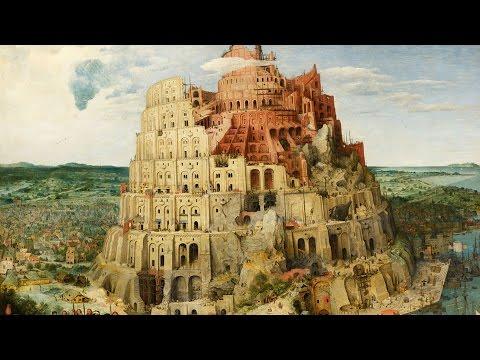 The Evolution of Language & The Tower of Babel - Professor Steve Jones