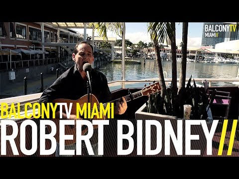 ROBERT BIDNEY - PILL FOR POVERTY (BalconyTV)