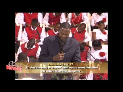 PROPHET MAKANDIWA CLASSIC SERMON - HOW TO MAINTAIN YOUR BLES
