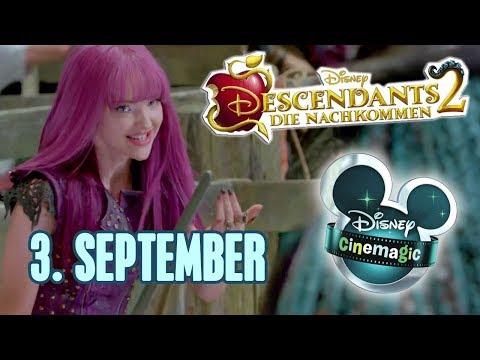 DESCENDANTS 2   Am 3. September auf Disney Cinemagic