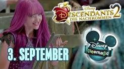 DESCENDANTS 2 | Am 3. September auf Disney Cinemagic