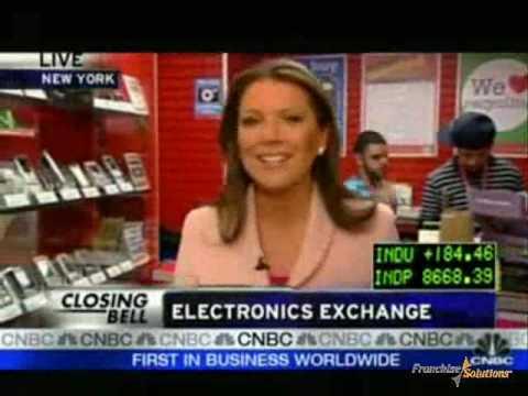 CeX Franchise Buys, Sells & Trades Cheap Electronics & High Tech Digital Equipment