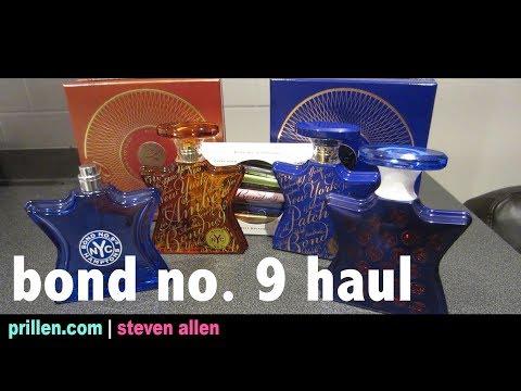 Bond No. 9 Haul | 21 July 2017