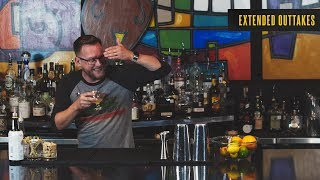 Extended Outtakes: A Legitimate Bartender