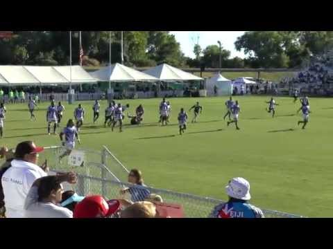 Rugby Fiji v Samoa, Sacramento , USA