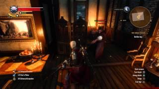 The Witcher 3 - The Great Escape: Prison Warden Fight (Cell Key) Fringilla Vigo & John Natalis Cards