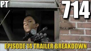 The Walking Dead Season 7 Episode 14 Trailer Breakdown & Preview TWD 714