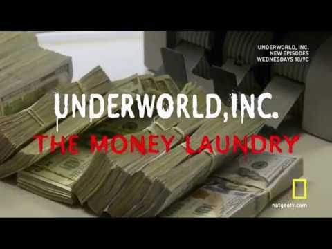 Underworld Inc S02E04 | The Money Laundry
