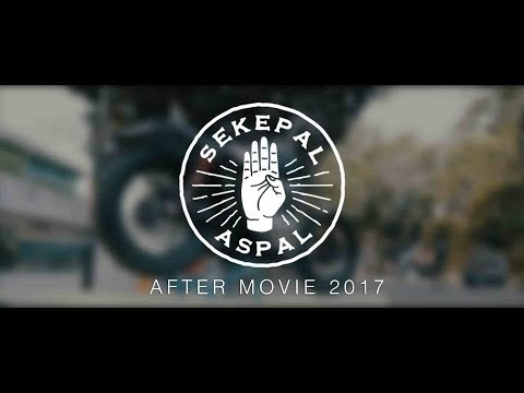 SEKEPAL ASPAL INDONESIA MOTOART EXHIBITION 2017 | AFTER MOVIE  ( Unofficial )