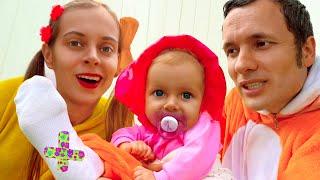 Бу бу ай болит - Детская песня. Песни для детей от Майи и Маши #2