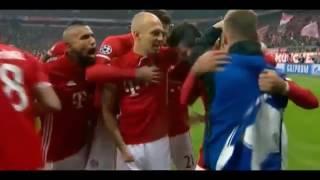 bayern munich vs arsenal 5 1 i all goals highlights i champions league i 15 02 2017