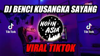 Download lagu DJ Benci Ku Sangka Sayang x Satu Nama Tetap Di Hati   Remix Terbaru Full Bass 2019