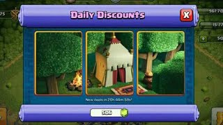 WHAT' BEHIND THE TRADER SHOP (DAILY DISCOUNT) CLASH OF CLANS | GAMING WITH CHETAN [English/Hindi]