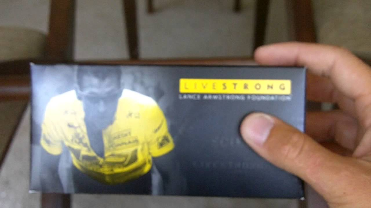 90a42f770c Oakley Livestrong Fuel Cell UNBOXING - YouTube