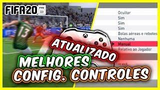 FIFA 20 | MELHORES CONFIGURAÇÕES DE CONTROLE *ATUALIZADAS*