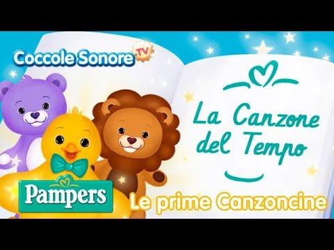 La Canzone del Tempo - Canzoni per bambini di Coccole Sonore