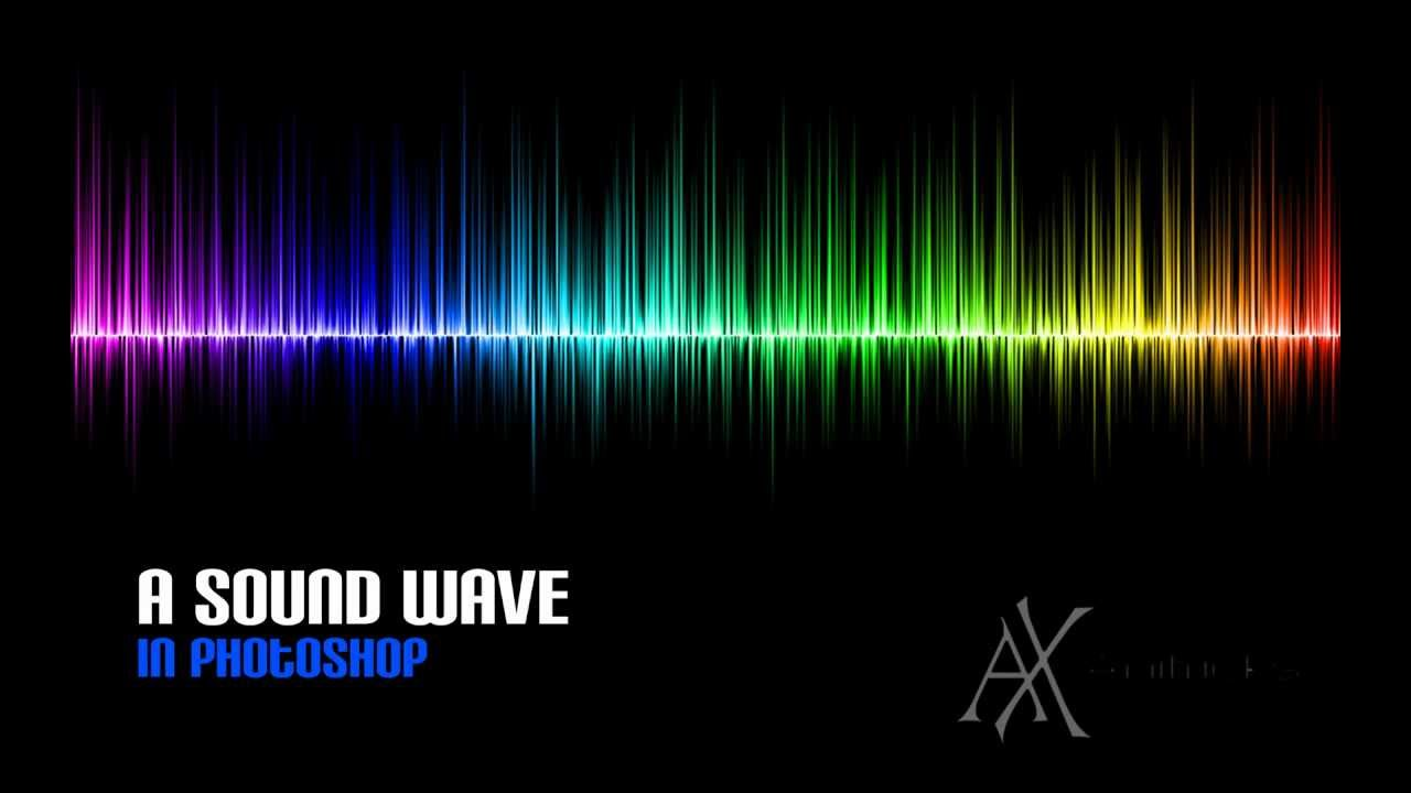Create A Sound Wave In Photoshop