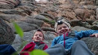 Lost Creek Backpacking 2017