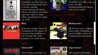 Den falnande glöden - Senap -Svensk punk när den är som bäst