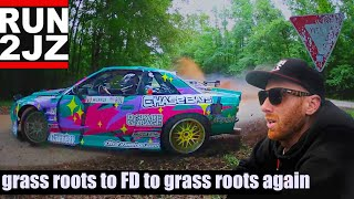 Where do drifters go after the Formula D dream?  Brandon Wicknick chat.