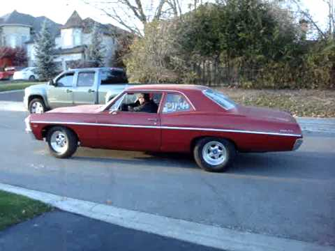 1967 Chevrolet Bel Air For Sale Street Strip Original Paint Burnout