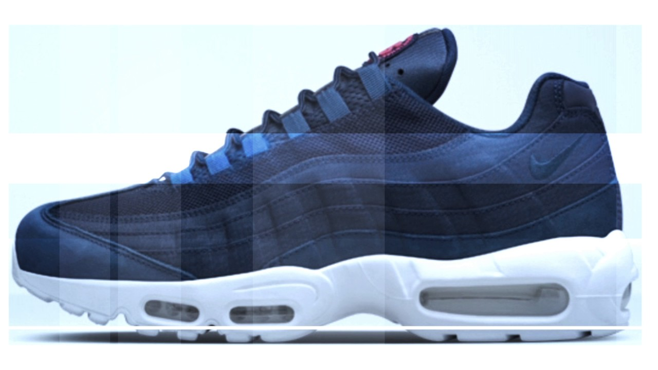 sneakers for cheap 60557 114d3 Stussy x Nike Air Max  95 Loyal Blue