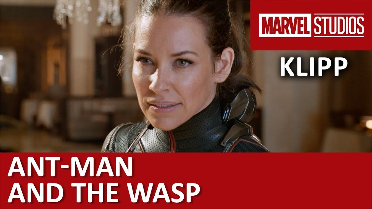 Bonusmaterial: Who is the Wasp? | Ant-Man and the Wasp