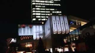 東京スカイツリーのスペシャルライティングに連動した「プロジェクショ...