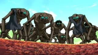 Naruto OVA 1 - Find The Crimson Four-Leaf Clover!