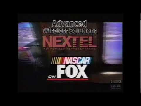 Advanced Wireless Solutions NEXTEL | Television Commercial | 2003 | NASCAR on Fox