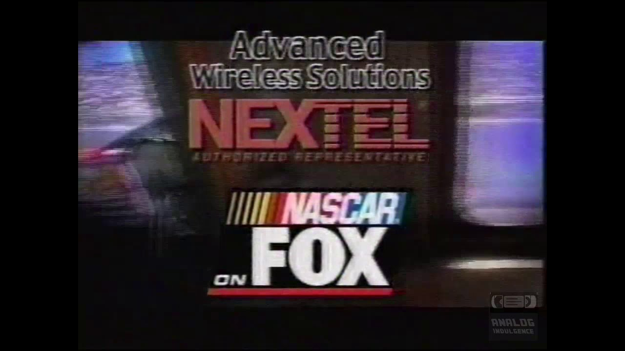 Advanced wireless solutions nextel television commercial 2003 advanced wireless solutions nextel television commercial 2003 nascar on fox biocorpaavc Image collections