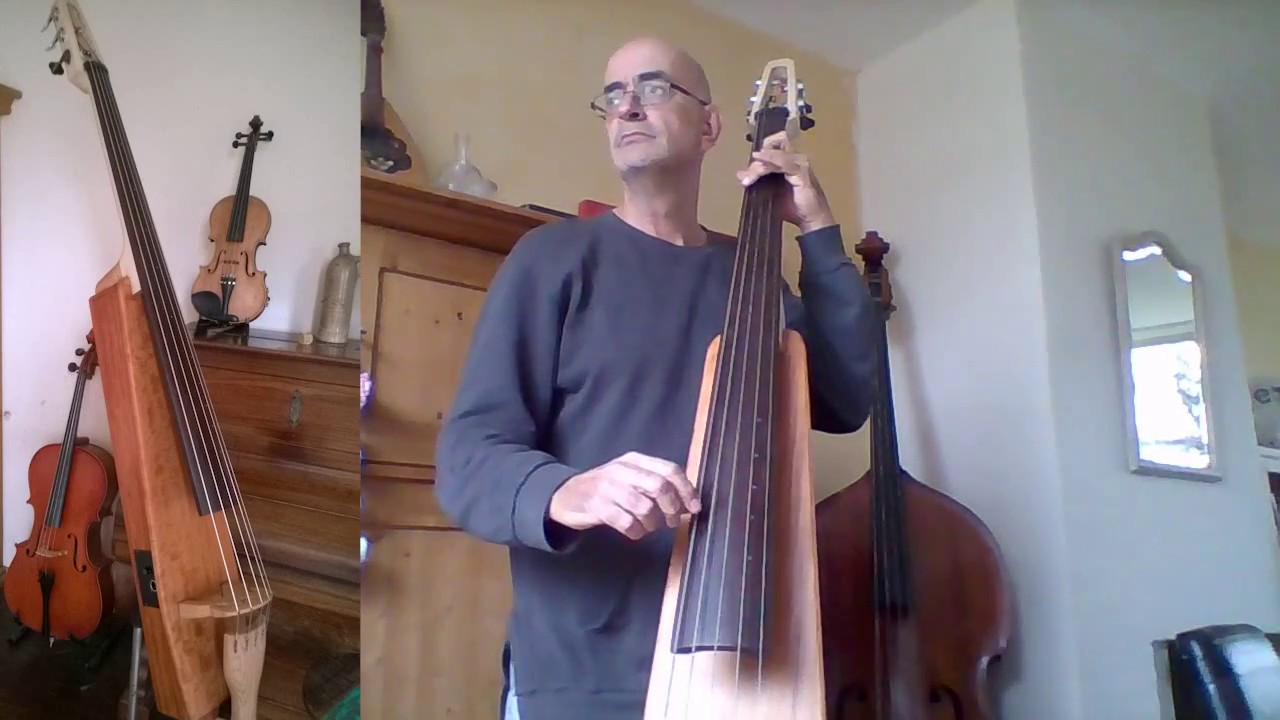 5 string electric double bass youtube. Black Bedroom Furniture Sets. Home Design Ideas