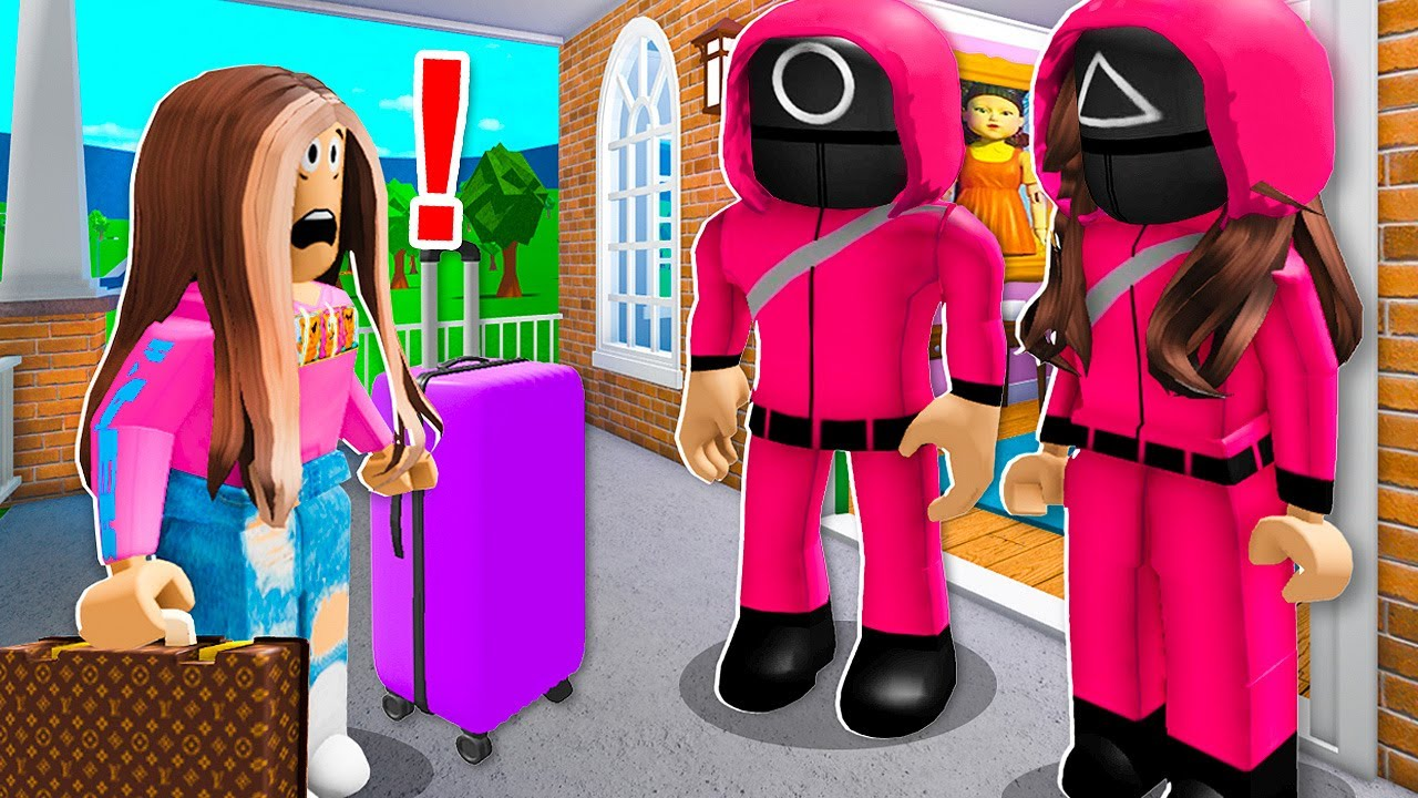 Download I Got ADOPTED By SQUID GAME Family! (Roblox)